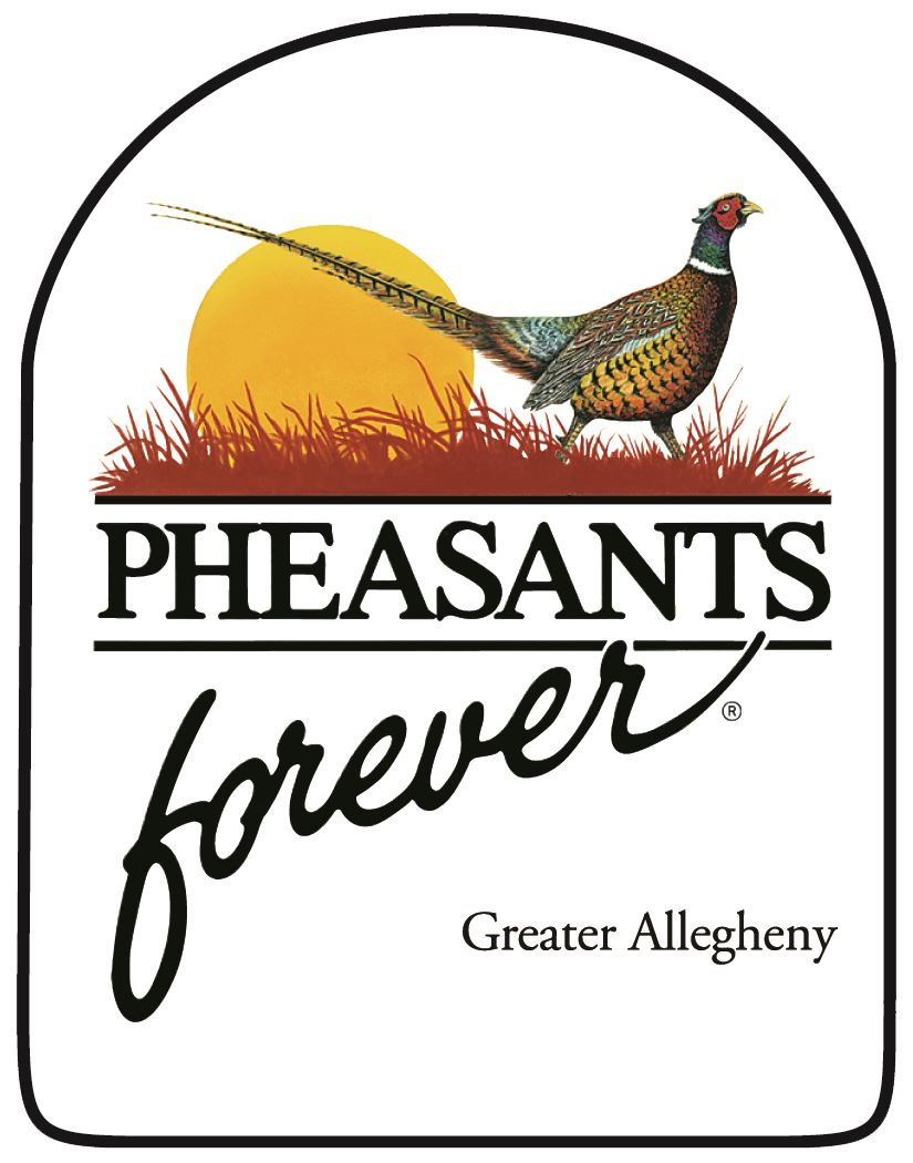 Pheasants Forever Logo for Sponsor Signs