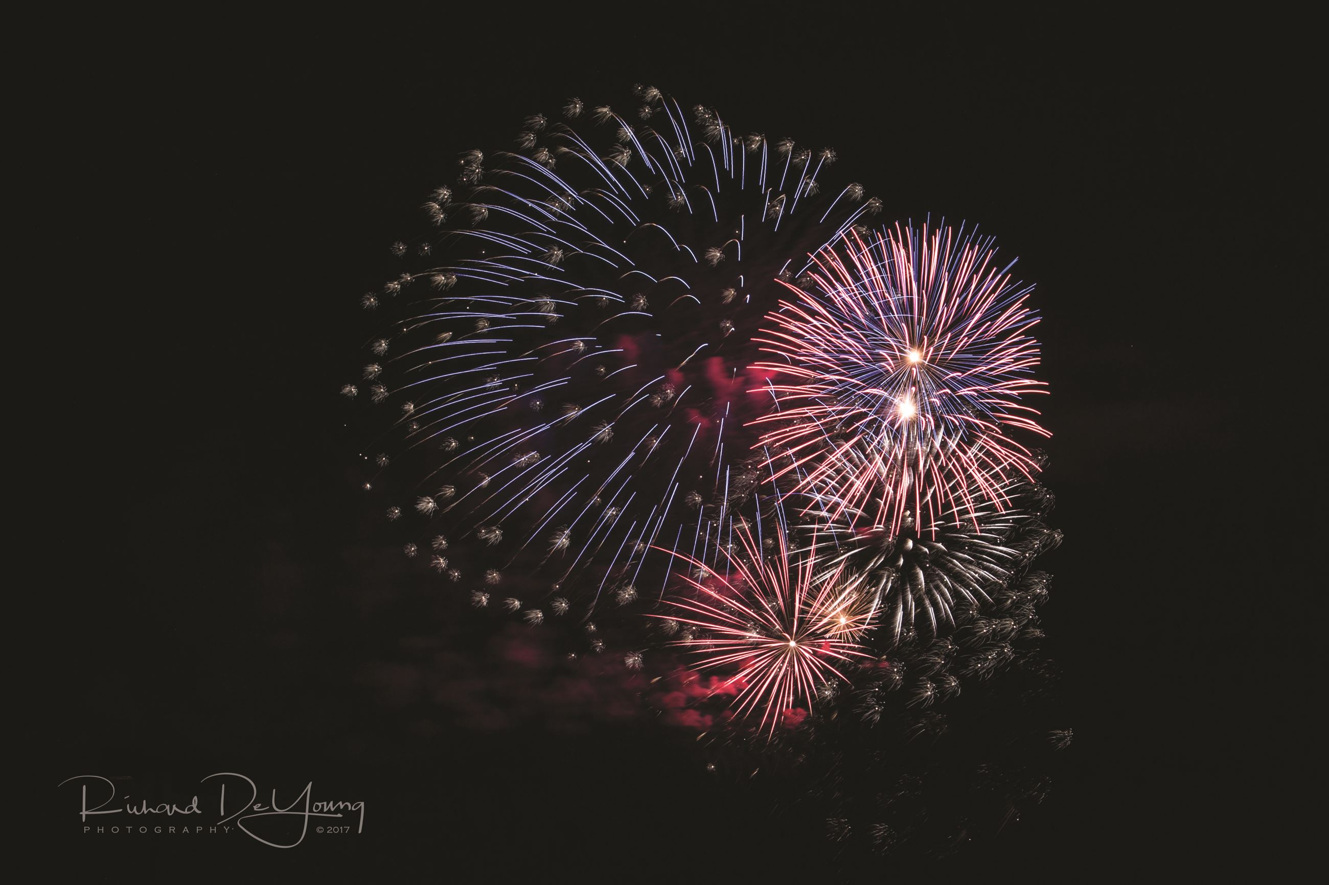 Fireworks by Richard DeYoung