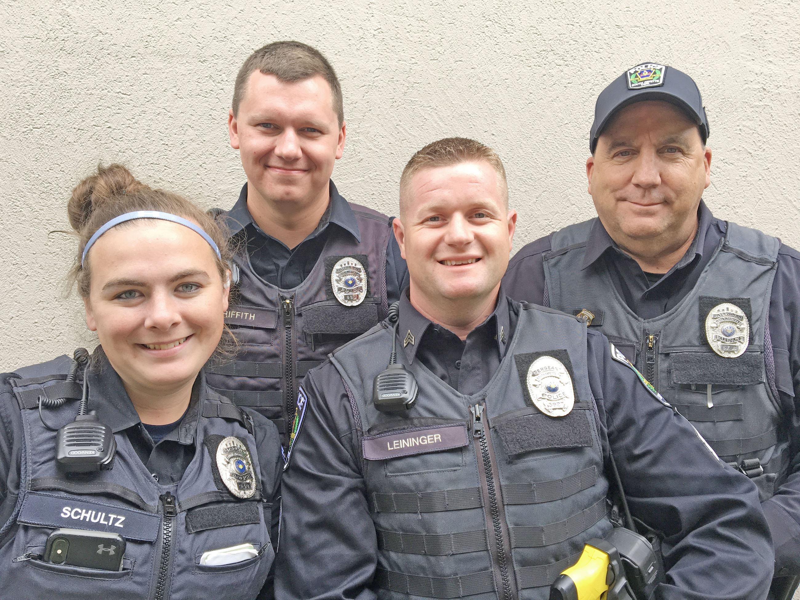South Fayette Police Officers