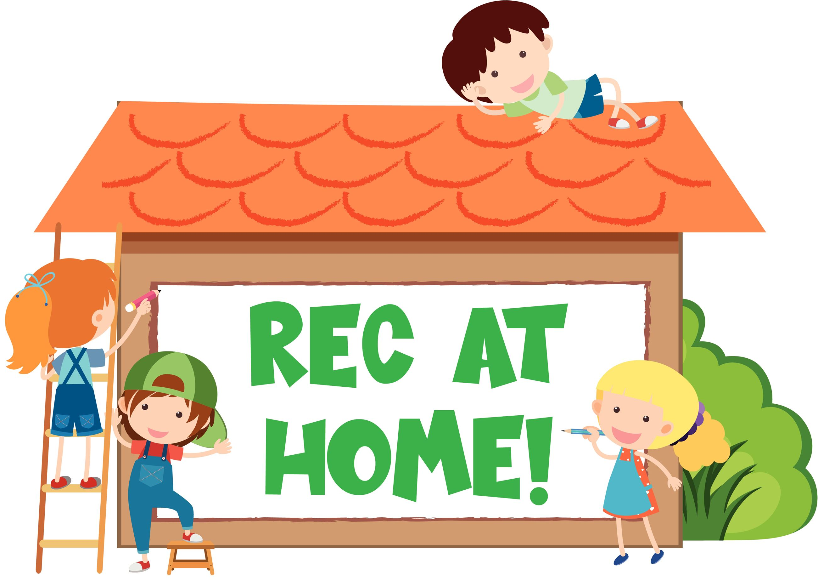 rec at home logo