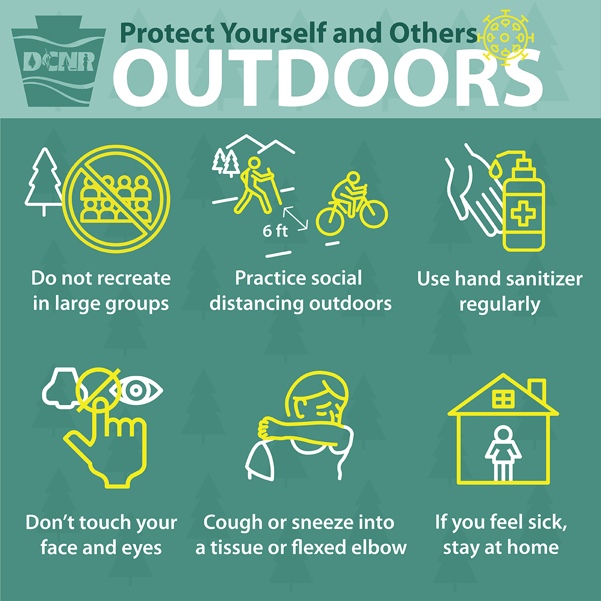 Tips to Stay Healthy Outdoors