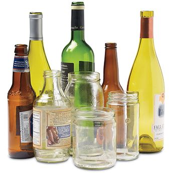 Glass Recycling web calendar