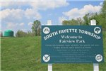 Fairview Park Sign