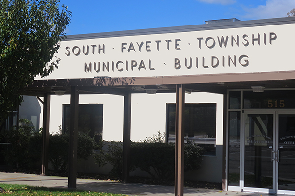 South Fayette Township Municipal Building